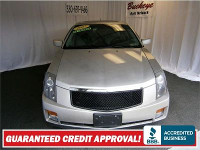 2007 Cadillac CTS Base (WHITE)