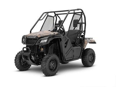 2018 Honda Pioneer 500 Side x Side Utility Vehicles Lakeport, CA