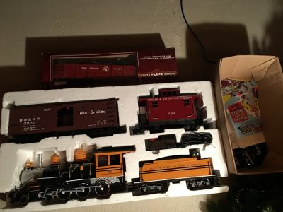 Bachman Big Hauler electric train set