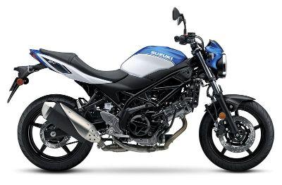 2018 Suzuki SV650 Standard/Naked Motorcycles Hilliard, OH