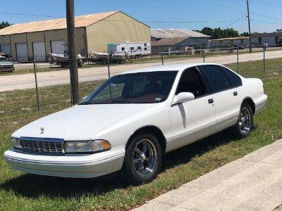 1996 Chevrolet Caprice Classic 4 DR Sedan