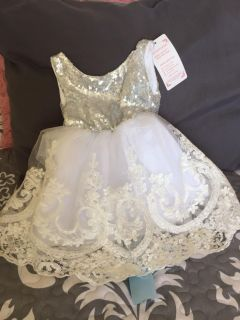 Baby Dress Size 0-6 months