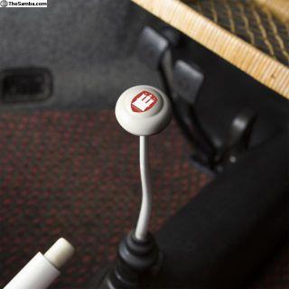 Hamburg Ivory Gear Shift Knob For Volkswagen