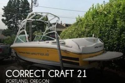 2008 Correct Craft Super Air Nautique 210 Team