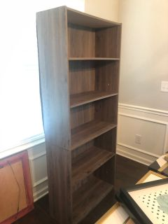 Faux Wood Shelf