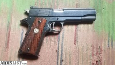 For Sale: Colt 1911 Gold Cup 1970 70 45