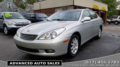 2002 Lexus ES 300 Base (Millennium Silver Metallic)