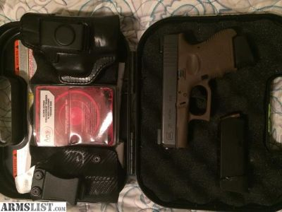 For Sale/Trade: G26 FDE