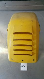 Sell 1980 Yamaha Tri Moto Front Fender Used #523 motorcycle in Carlock, Illinois, United States, for US $50.00