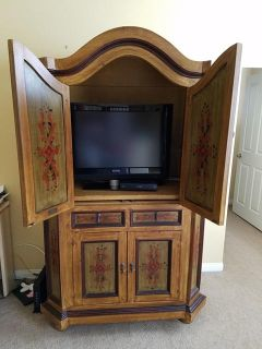 $65, Antique Armoire for sale