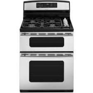 Whirlpool/Jenn-Air Double Convection Oven Stainless Steel