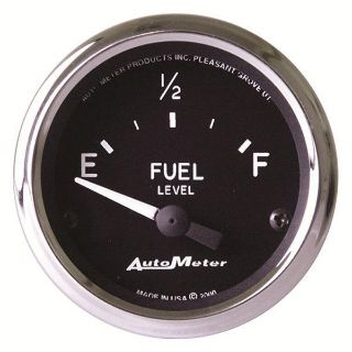 "Sell Auto Meter 201011 Cobra 2 1/16"" Electric Fuel Level Gauge motorcycle in Greenville, Wisconsin, US, for US $61.58"