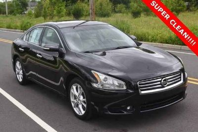Used 2014 Nissan Maxima 4dr Sdn