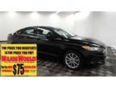 2017 FORD Fusion with 31563 miles!