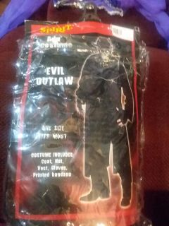 Halloween outlaw coat and vest lg