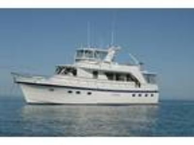1990 DeFever Performance Offshore Cruiser