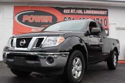 2009 Nissan Frontier LE (Super Black)