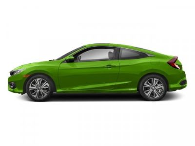 2018 Honda CIVIC COUPE EX-T (Energy Green Pearl)