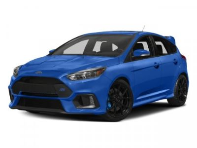 2017 Ford Focus RS (Shadow Black)