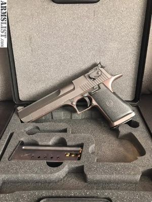 For Sale/Trade: Magnum Research Desert Eagle .44 Magnum
