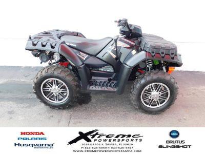 2013 Polaris Sportsman XP 850 H.O. EPS LE Utility ATVs Tampa, FL
