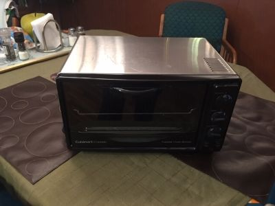 Cuisinart Classic Toaster Broiler Oven