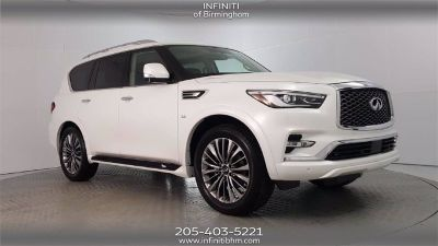 2019 Infiniti QX56 Base (moonstone)