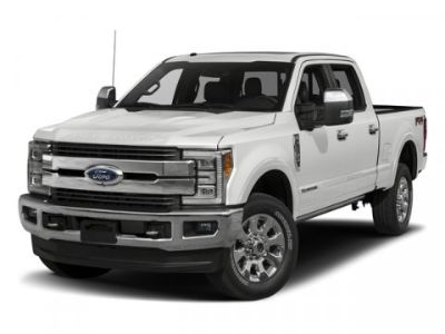 2018 Ford RSX King Ranch (WHITE GOLD)