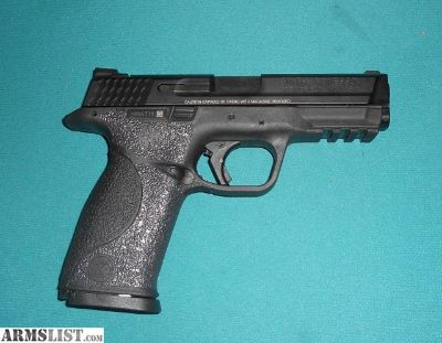 For Sale: S&W M&P-9mm As New with Apex Trigger