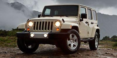 2011 Jeep Wrangler Unlimited Sport (Black)