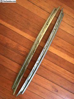 Sunroof / ragtop rails , 63 specific