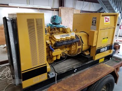 1989 Caterpillar 3208 Generator