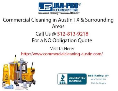 Religious Facilities Cleaning Business in Austin, TX