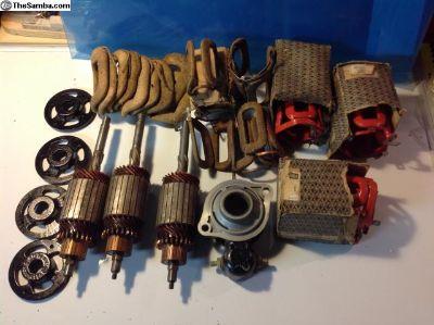 Starter rebuild parts