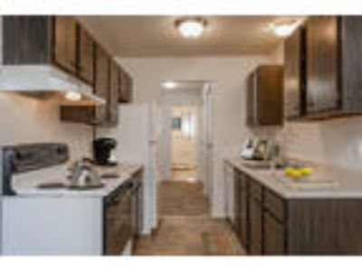 Parkway Manor Apartments - Two BR, One BA 910 sq. ft.