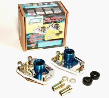 Sell BBK Wheel Alignment Kit Caster/Camber Plates Upper Strut Mount Ford Mustang Pair motorcycle in Tallmadge, Ohio, US, for US $204.99