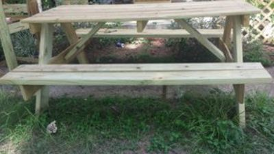Picnic Tables For Sale 6 foot New