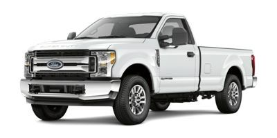 2019 Ford Super Duty F-250 XL 2WD Regular Cab 8' Box (Oxford White)