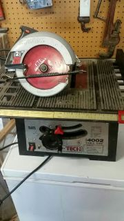 Table saw and skill saw for sale