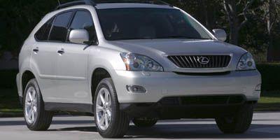 2008 Lexus RX 350 Base (Millennium Silver Metallic)