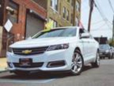 2017 Chevrolet Impala LT for sale