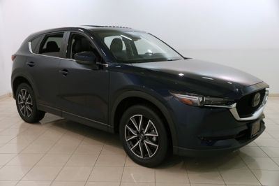 2018 Mazda CX-5 Grand Touring (Deep Crystal Blue Mica)