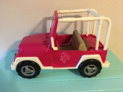 Our Generation 18 Doll Car. Like new condition! $15. Price firm. Quick pick up behind YMCA