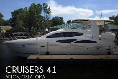 2007 Cruisers 415 Motoryacht