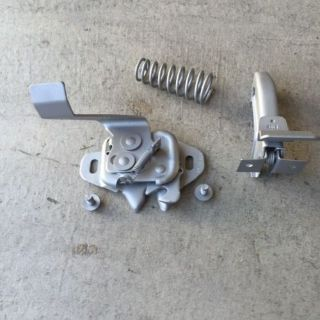 Find Mopar 1970 Barracuda Cuda Hood Latch Assembly Nice motorcycle in American Fork, Utah, United States, for US $150.00