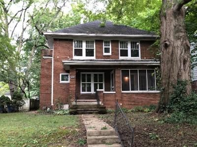 4 Bed Preforeclosure Property in Indianapolis, IN 46208 - Rookwood Ave