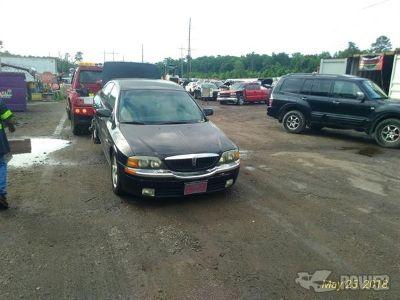 2002 Lincoln LS