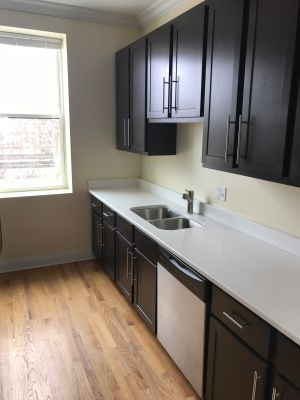 Stunning All Remodeled 2bd/2bth Few Blocks from the Lake + Red Line Train! - In Unit W/D!