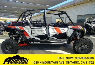 2019 Polaris RZR XP 4 Turbo Utility Sport Ontario, CA