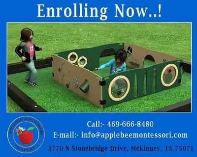 The best Montessori School in McKinney, Texas